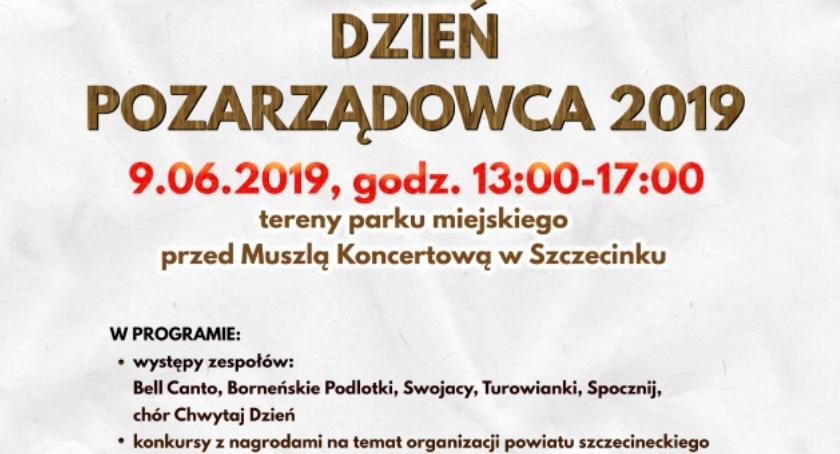 Imprezy, Zaproszenie udziału Pozarządowca Szczecinku - zdjęcie, fotografia