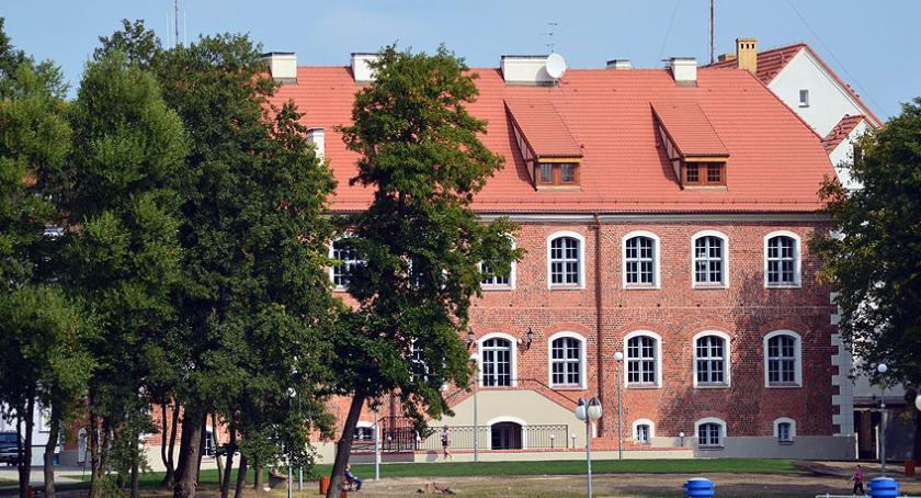 Zamek w Szczecinku