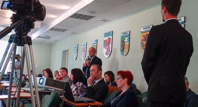 Aktualności, Sesja Powiatu Szczecineckiego wiceprzewodnicząca - zdjęcie, fotografia