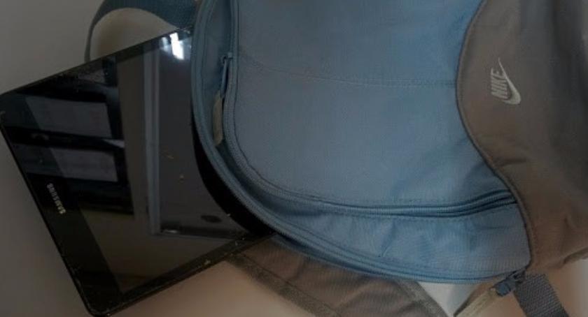 Plecak z tabletem