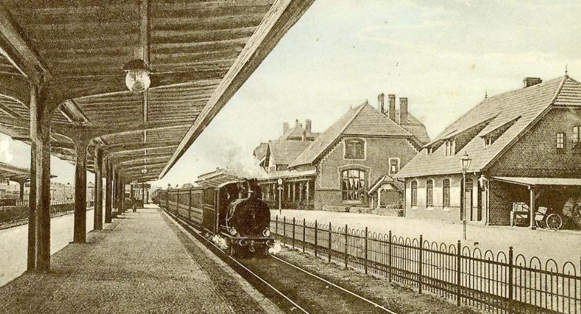 Szczecinecki dworzec kolejowy