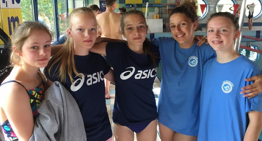 Duży sukces młodych pływaków z MKP Szczecinek