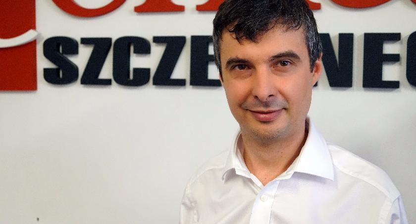 Radosław Lubczyk: Kandyduję na burmistrza