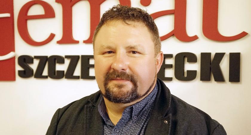 Grzegorz Grondys, komendant Straży Miejskiej w Szczecinku