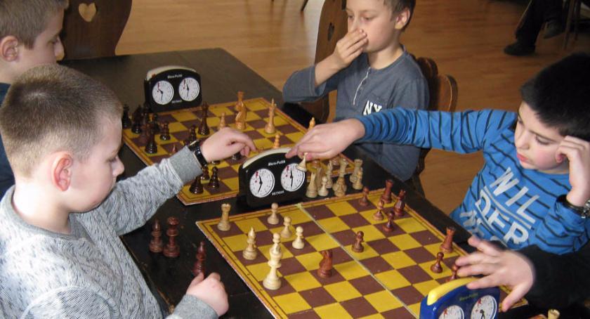 Grali w szybkie szachy