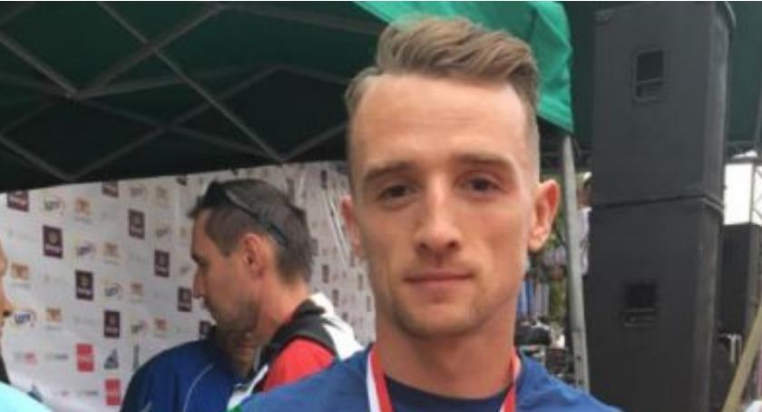 Marcin Chabowski ponownie mistrzem Polski w biegu ulicznym w Gdańsku