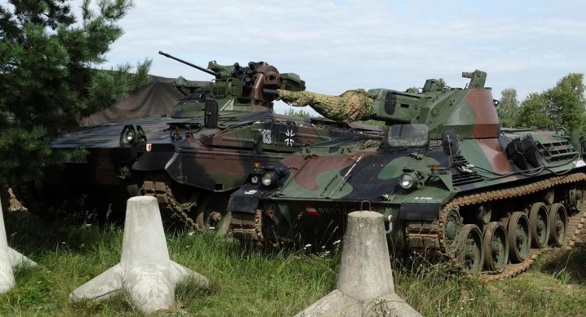 17 sierpnia startuje Zlot Pojazdów Militarnych w Bornem
