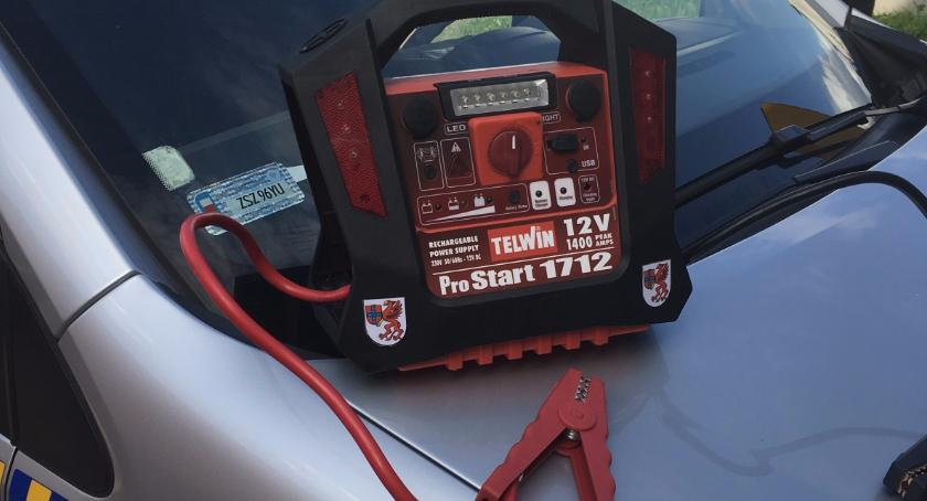 Straż miejska uruchomi Twój samochód