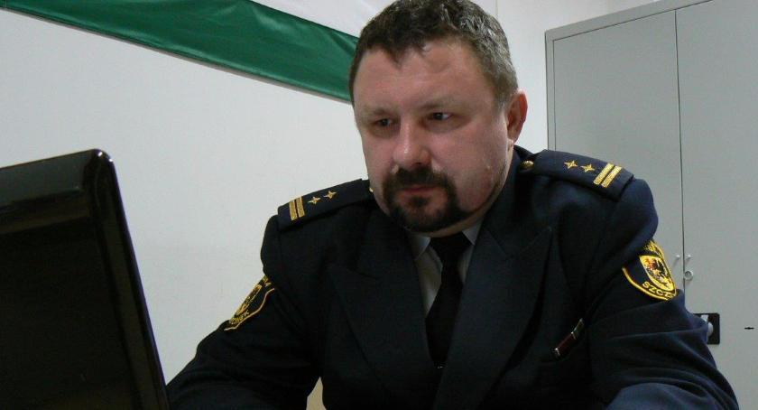 Straż Miejska, Dziś Dzień Strażnika Miejskiego Życzenia komendanta - zdjęcie, fotografia