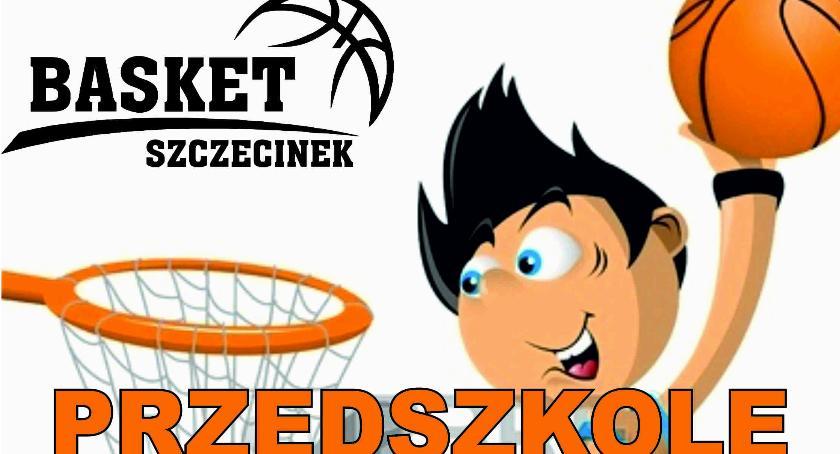 koszykowka, Przedszkole koszykówki Zaproszenie - zdjęcie, fotografia