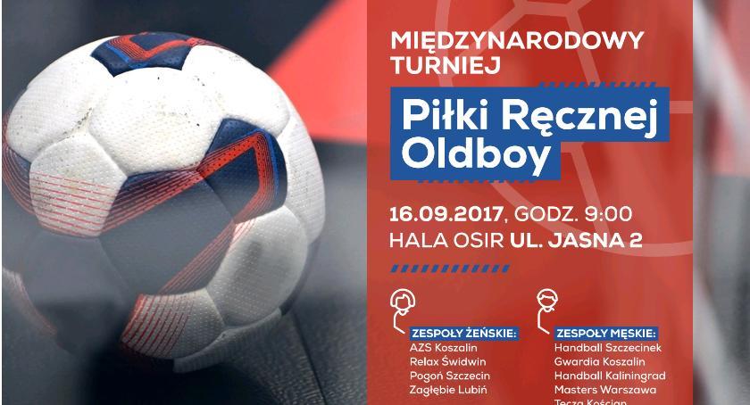 16 września - Międzynarodowy Turniej Piłki Ręcznej Oldboy