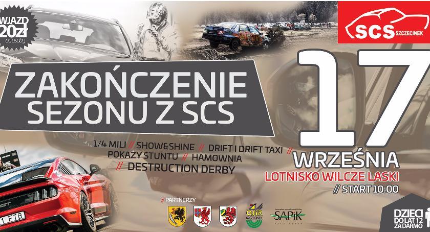 Moto sport, Sezon kończy Wilczych Laskach! - zdjęcie, fotografia