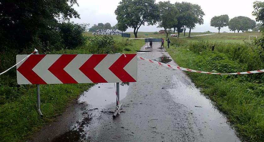 Droga między Omulną a Żółtnicą będzie odnowiona