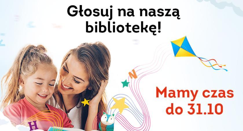 Czy biblioteka w Szczecinku wygra tysiące nowych książek?