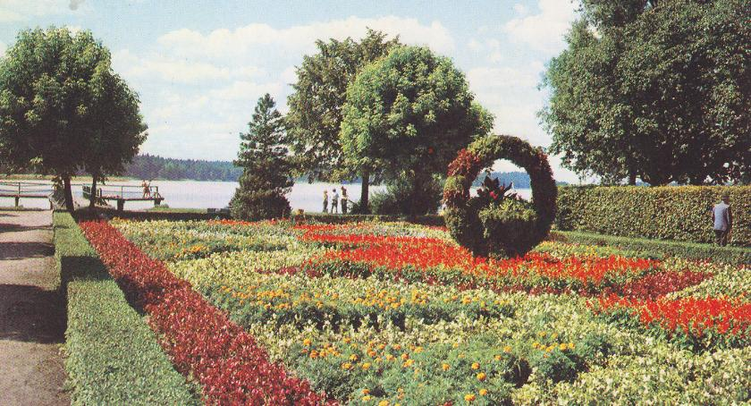 Fragment szczecineckiego parku, który zawsze zachwyca