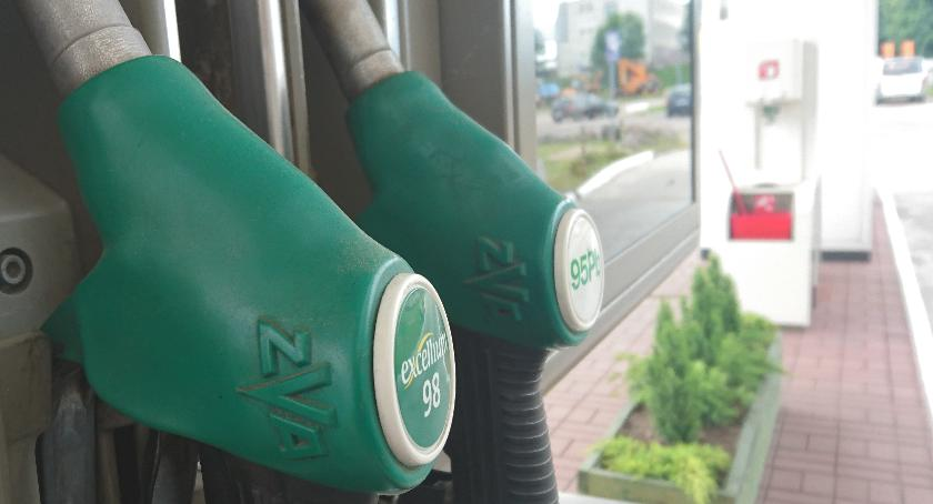 Aktualne ceny paliw w Szczecinku