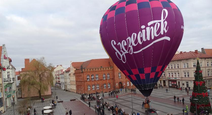 Nowy balon Szczecinka - już jest!