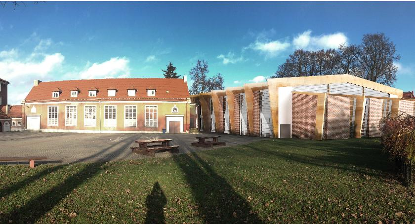 Tak ma wyglądać nowa sala gimnastyczna w SP1