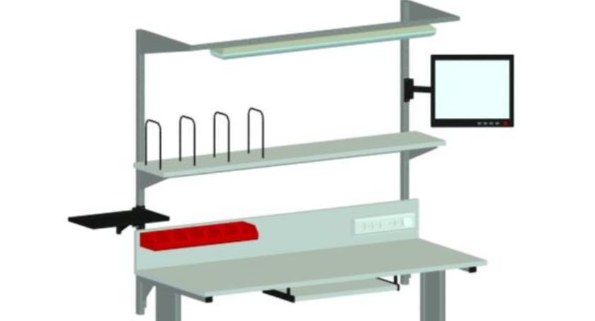 Porady, Stanowiska montażowe kontroli jakości tanie solidne stabilne! - zdjęcie, fotografia