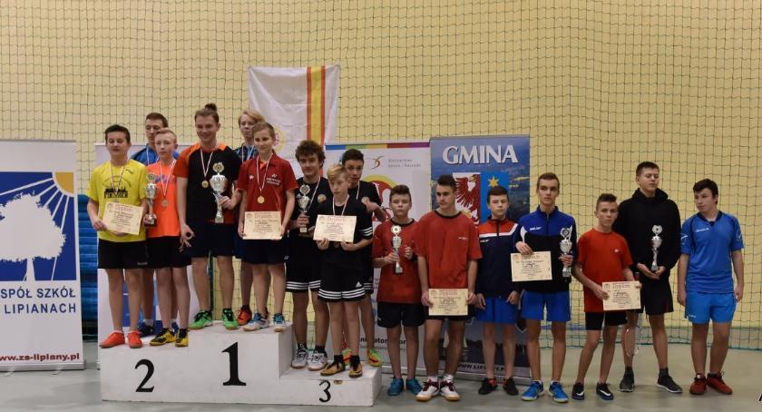 Wicemistrzowie województwa trenują badmintona w Gwdzie!
