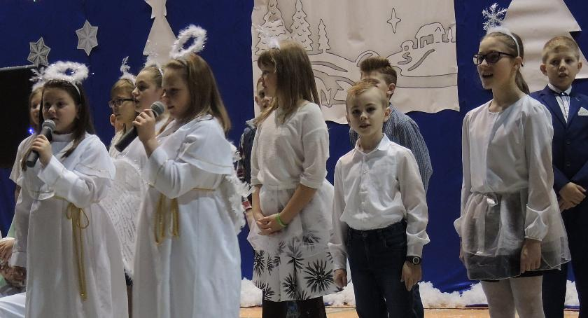 Szkolny koncert kolęd i pastorałek w SP4
