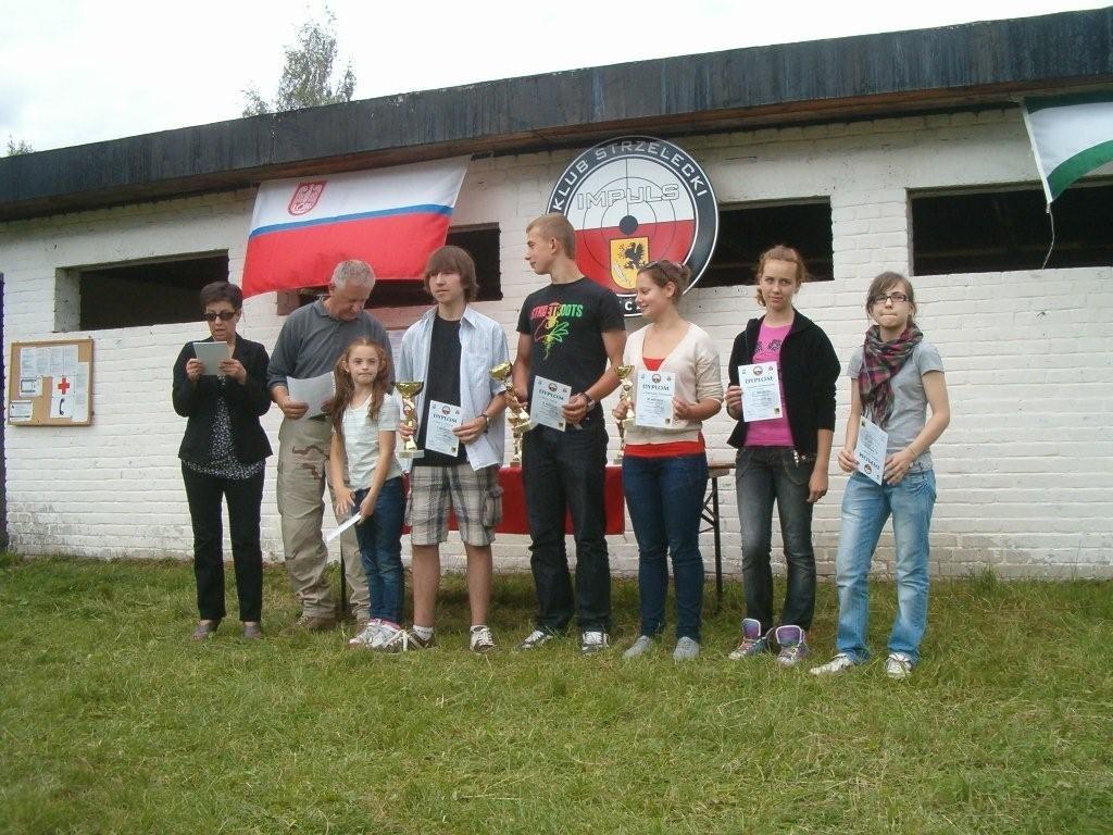 strzelectwo, Otwarty turniej strzelecki - zdjęcie, fotografia