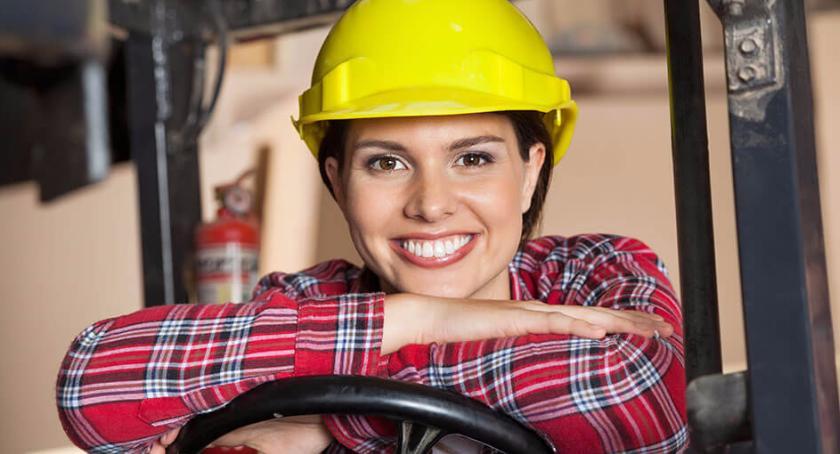 Porady, Operator wózka widłowego Twój zawód przyszłości! - zdjęcie, fotografia