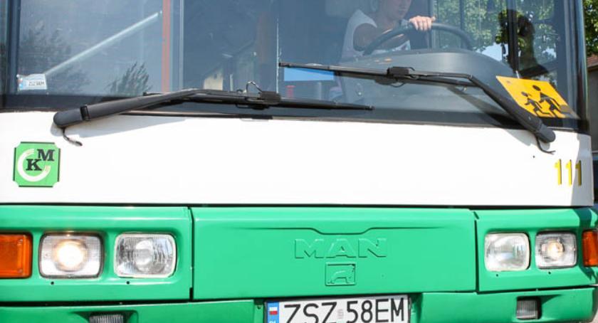Autobus Komunikacji Miejskiej w Szczecinku