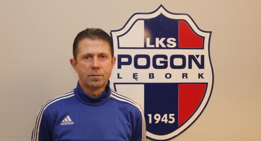 Lewandowski trenerem Pogoni