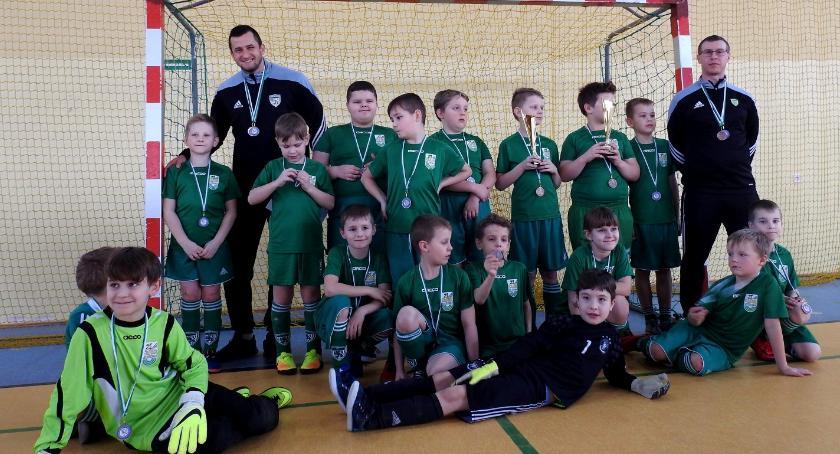 Akademia Piłkarska Szczecinek najlepsza w turnieju rocznika 2008