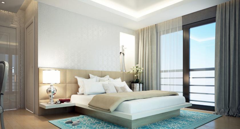 Porady, Przyjazny klimat sypialni zwrócić uwagę podczas urządzania wnętrza - zdjęcie, fotografia