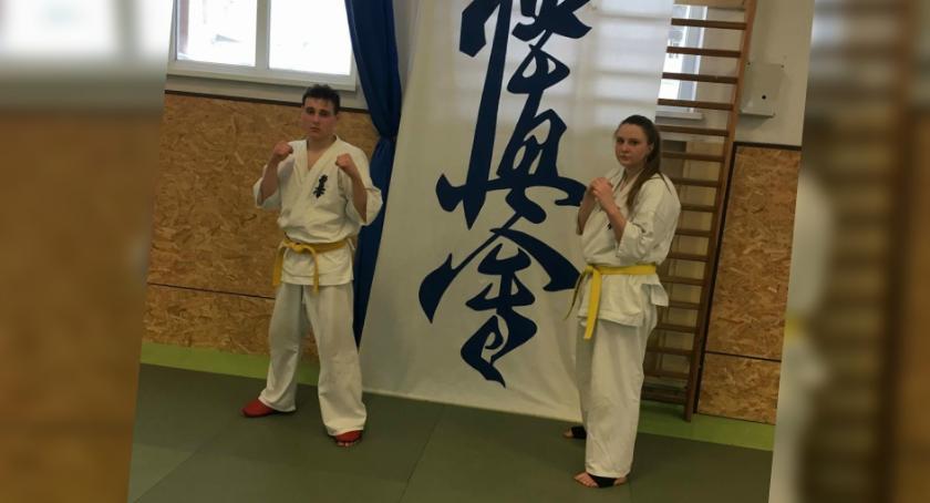 Zawodnicy Karate Kyokushin wzięli udział w seminarium szkoleniowym