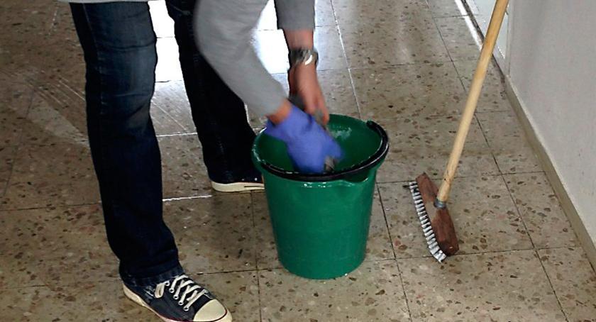 Praca dla sprzątaczki