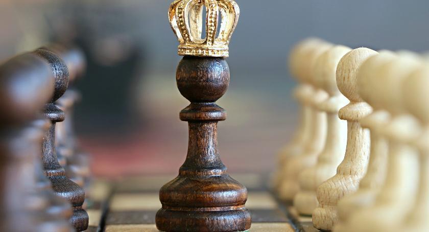 szachy, Mistrzostwa Szczecinka Szachach półmetku - zdjęcie, fotografia