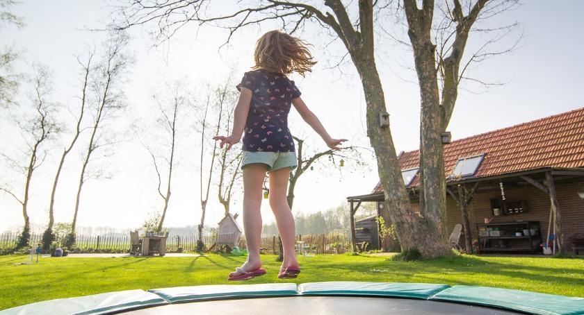 Porady, Rodzaje trampolin wybrać dobry model - zdjęcie, fotografia