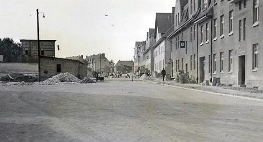 Ulica Leśna, czyli Forststrasse