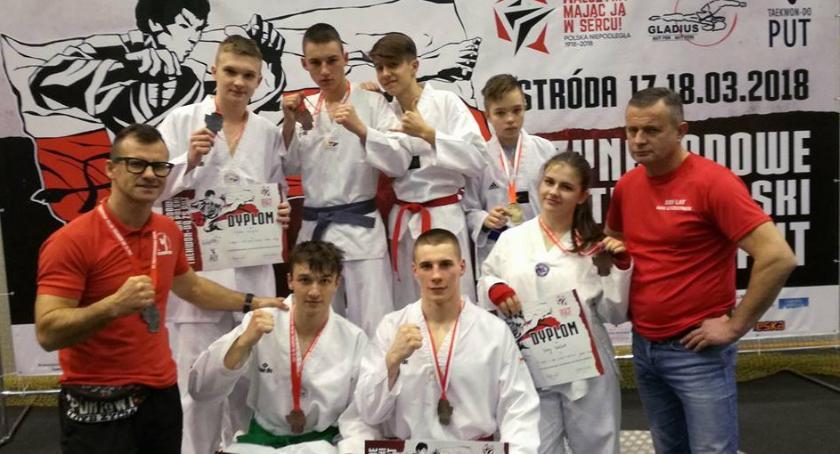 Zawodnicy KSW Szczecinek zdobyli siedem medali na Mistrzostwach Polski