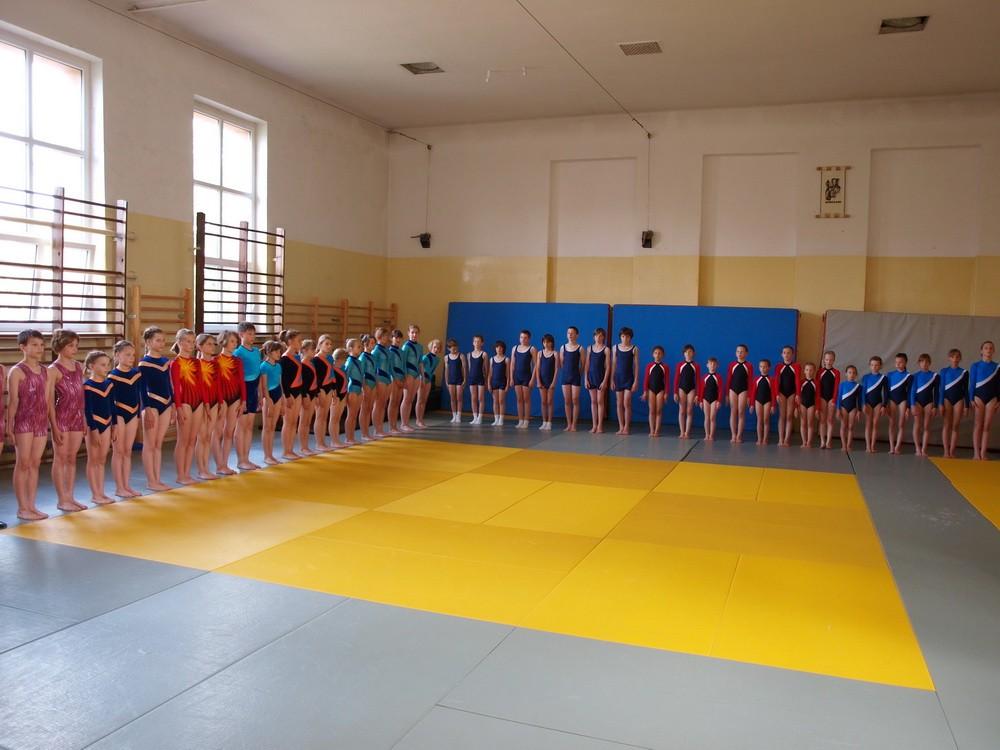 akrobatyka, Akrobaci znów medalami - zdjęcie, fotografia