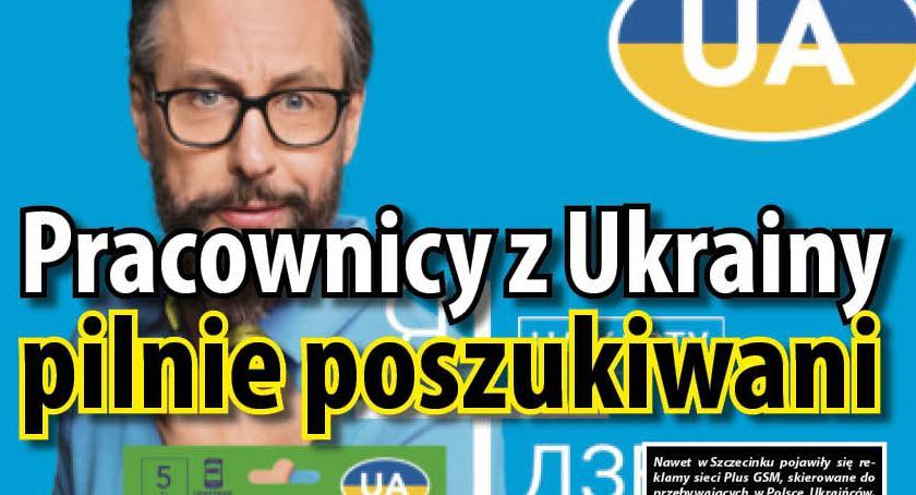 Pracownicy z Ukrainy pilnie poszukiwani