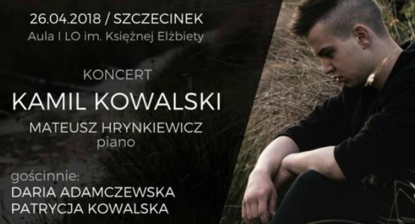 W Szczecinku zagrają dla Dominika. Koncert już 26 kwietnia
