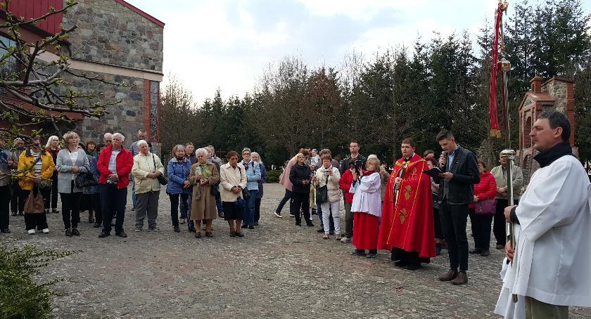 Katyńska Droga Krzyżowa. Mieszkańcy Szczecinka pamiętają