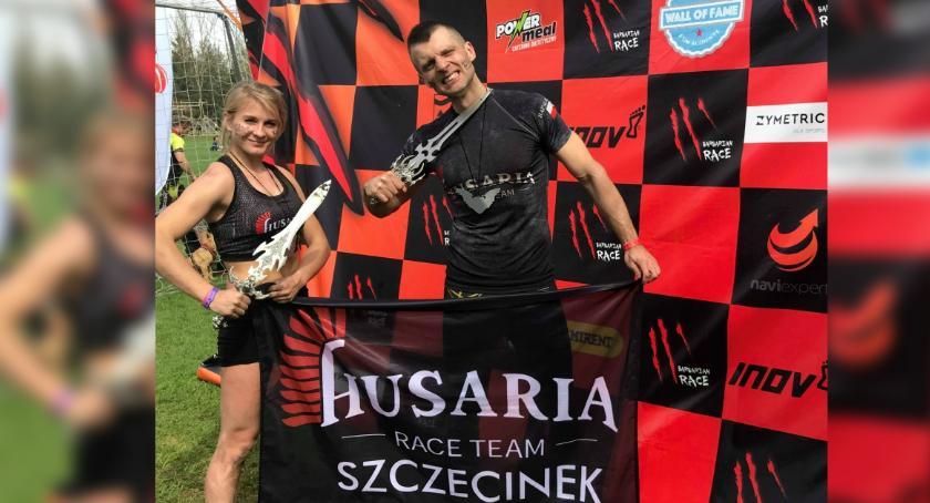 Husarze ze Szczecinka wystartowali w prestiżowym Barbarian Race