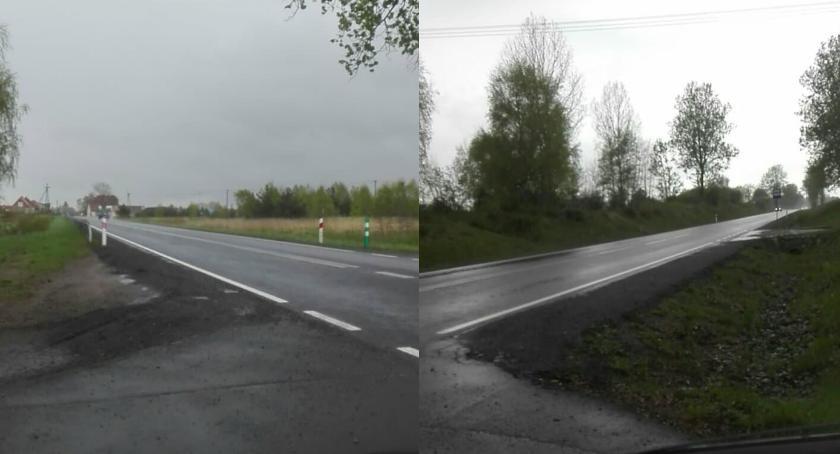 80-letni rowerzysta potrącony przez samochód na DK20 [Wrzuć Temat]
