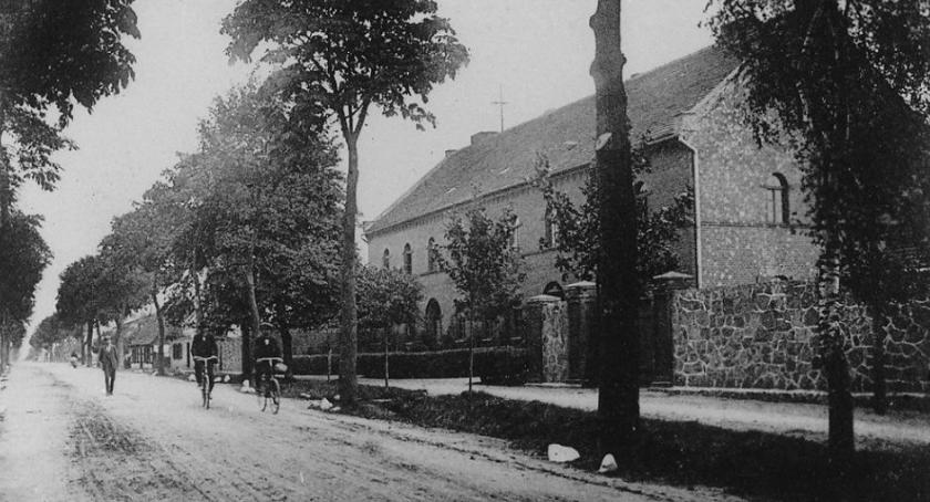 Königsvorstadt, Mackensenstrasse czyli ulica Kościuszki
