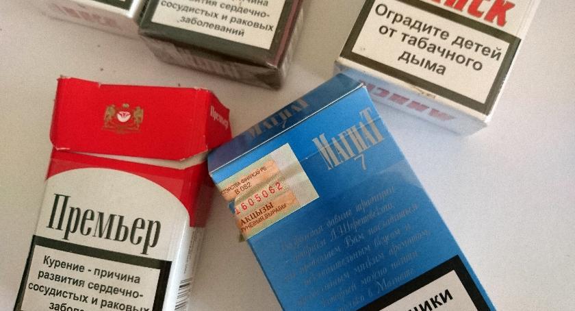 Policyjny nalot na magazyny z nielegalnymi papierosami w Szczecinku