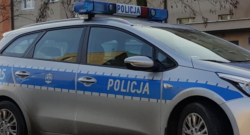 Policyjna akcja