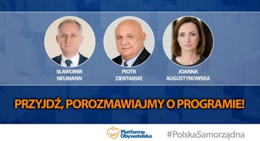 Przedstawiciele PO przyjadą do Szczecinka. Będą rozmawiać o programie