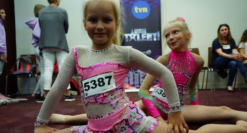 Dziewczynki ze Szczecinka wystąpiły w precastingu do programu