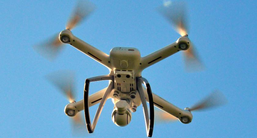Miasto skontroluje mieszkańców dronem za 160 tysięcy