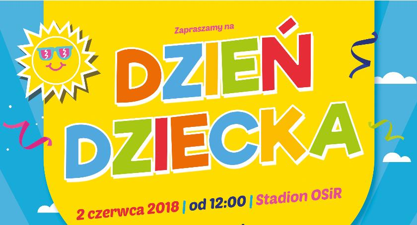 Dzień Dziecka w Szczecinku. Zaproszenie